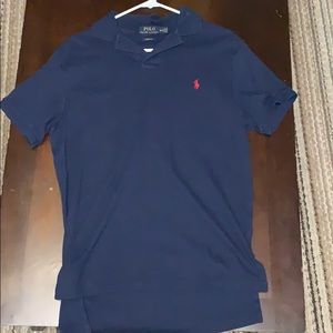 Navy blue polo Ralph Lauren t shirt